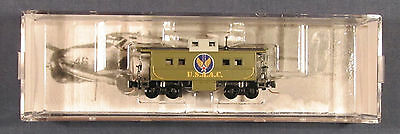 Micro-Trains 53500370 -Z Scale Nose Art Series Caboose-US Army Air Corps (USAAC)