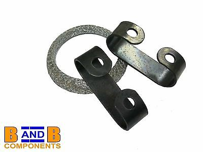Vw T4 Transporter Camper Van Exhaust Gasket + Clamp 161298115 A280