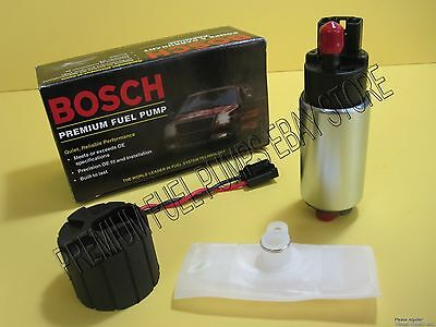 New Harley-Davidson In-Tank Bosch Fuel Pump - 1yr Warranty - Premium Quality