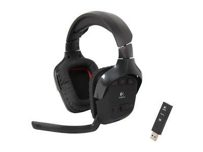 Logitech G930 Wireless Gaming Headset with 7.1 Surround Sound (981-000257R)