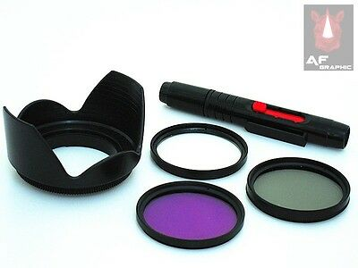 FP65 Effects Filter + Hood + Lens Pen for Sigma APO 50-150mm f/2.8 II EX DC HSM