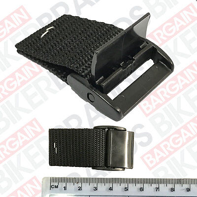 Genuine Bagster Replacement Spare Plastic Adjustable Locking Strap