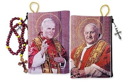 Punctual Saint St Paperstock Holy Card John Paul Ii With Quote