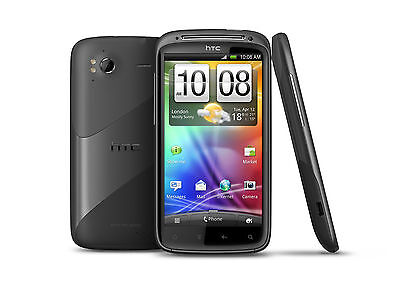 New Unlocked T-mobile HTC Sensation 4G Black Android Smartphone
