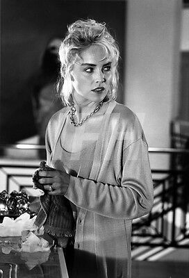 8x10 Print Sharon Stone Basic Instinct 1992 #4908