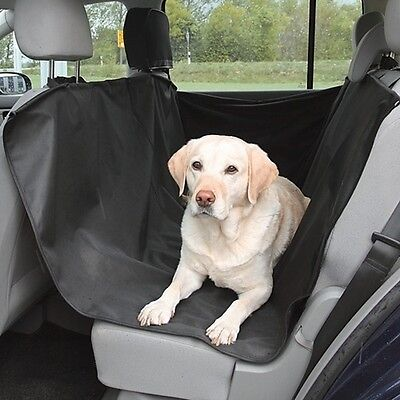 Rear Car Seat Pet Cover Boot Protector Waterproof Back Seat Headrest Cat Dog New