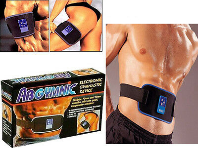 ABGYMNIC ABS AB BELT QUAD MUSCLE TUMMY TONING 100ml CONDUCTIVE GEL BOTTLE GENUIN