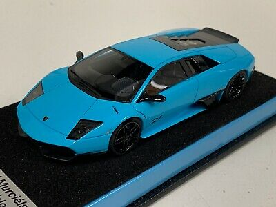 1 43 Looksmart Lamborghini Murcielago Lp 670 4 Superveloce Fixed
