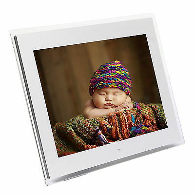 "ADJUSTABLE CONTRAS 15"" DIGITAL PICTURE PHOTO FRAME+FREE MEMORY CARD LARGE SIZE 2"