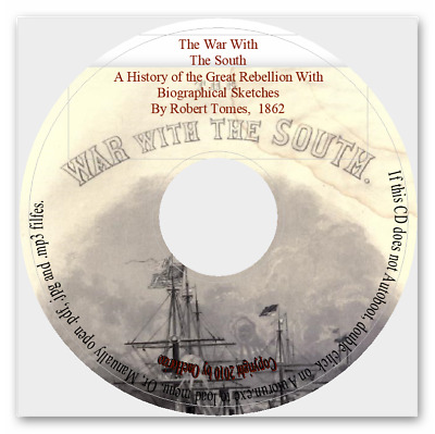 The War With the South - 3 Volumes