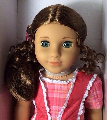 """American Girl Marie Grace 18"""" Doll Retired Historical New in Box Paperback Book"""