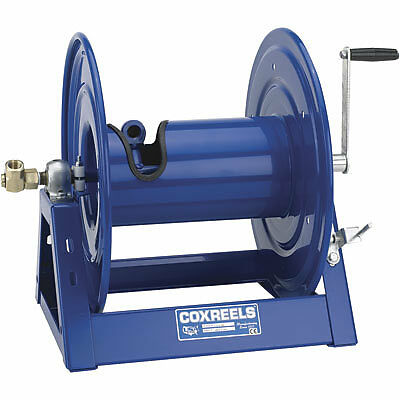 """3/4"""" 100ft COXREELS 1125-5-100 MANUAL HOSE REEL SEALCOATING IN STOCK SHIPS TODAY"""