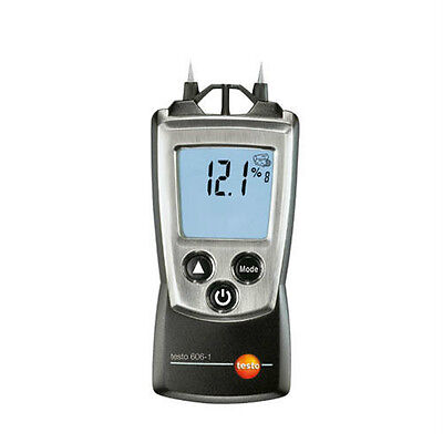 Testo 606-1 Digital Pocket Moisture Meter Tester RH Measurement 0 to 90%