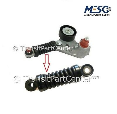 Tensioner Damper Spring Ford Mondeo Mk3 2000-2007 2.0 2.2 With Aircon