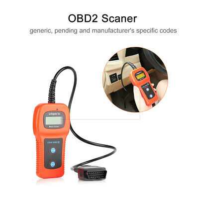 Advanced Android CAN OBDII/OBD2 Car Diagnostic Code Reader Scan Tool