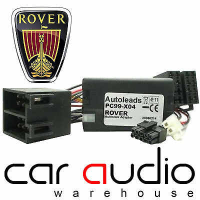 Rover 800 1996 On Blaupunkt Car Stereo Steering Wheel Interface Adaptor