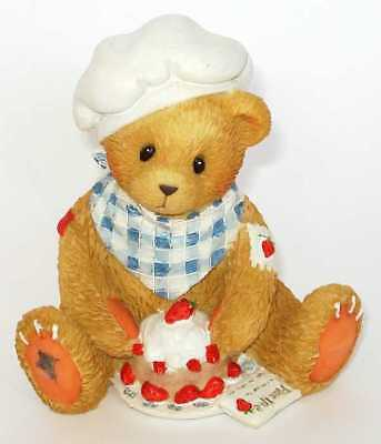 "Cherished Teddies: Matthew ""A Dash Of Love Sweetens Any Day"""