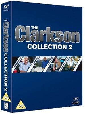 JEREMY CLARKSON COLLECTION (2) - 2004-2011 Top Gear UK TV - NEW Rg2/4 DVD not US