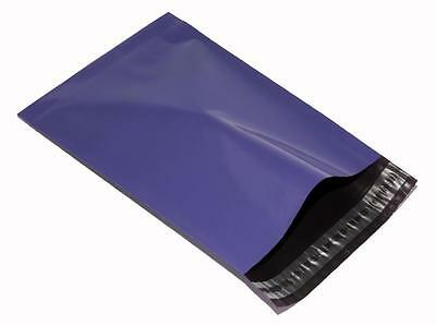 Strong Plastic Postage/Poly/Postal Mailing Bags/Sacks/Mail Envelopes Self Seal