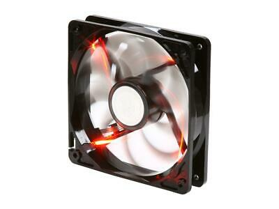 Cooler Master SickleFlow 120 - Sleeve Bearing 120mm Red LED Silent Fan for Compu