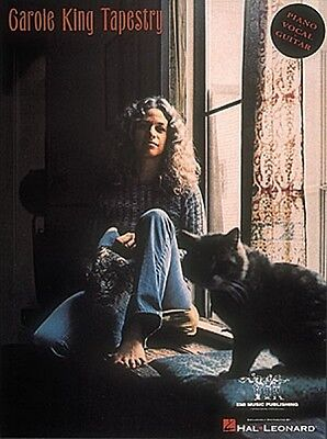 Carole King Tapestry Sheet Music Piano Vocal Guitar Songbook NEW 000308247