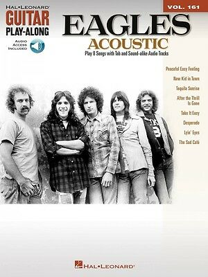 Eagles Hell Freezes Over Sheet Music Guitar Tablature Book NEW 000322482