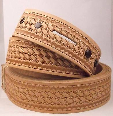 tandy leather craftool 3808 00 basketweave belt