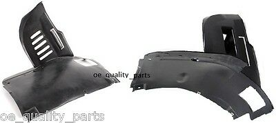 BMW 5 -00 E39 Front Lower Wheel Arch Liner Splash Guard Fender Shield Left Right