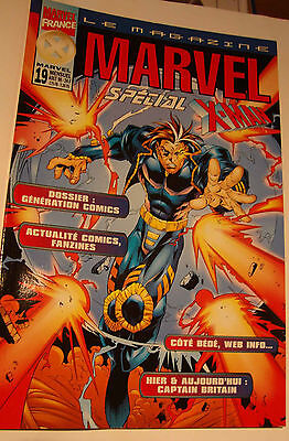 MARVEL 19 ( marvel Panini 1998) Special X-MAN ALL SAINTS DAY
