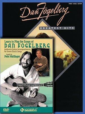 Dan Fogelberg Pack Book with DVD NEW 000642132
