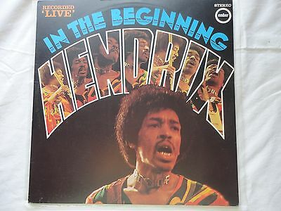 Jimi Hendrix - In The Beginning - Ember - LIVE RECORDING