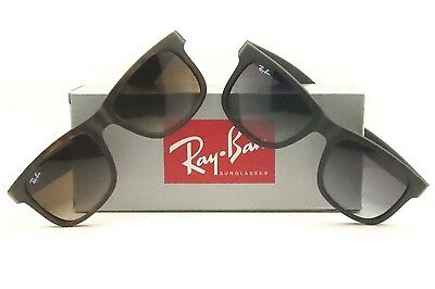 rb4165 q0oo  Ray Ban RB 4165 Justin New Authentic Buyer Picks Size & Color 601/8G 710
