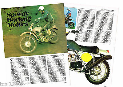 vintage SWM MOTORCYCLE Article / Photos / Pictures: SILVER VASE