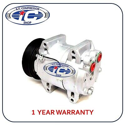 """A/C Compressor Fits Volvo S60  S80  V70  XC70  XC90 """"Except Rear Switch"""" 57544"""