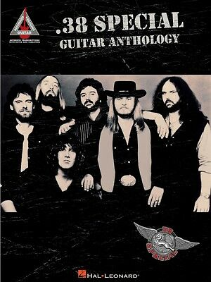 38 Special Guitar Anthology Sheet Music Guitar Tablature Book NEW 000690988