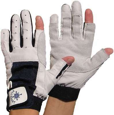 Gr Handschuhe S Jobe ¾ Finger Flair Gloves Wassersport Handschuh Black