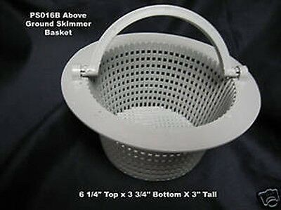 001 Basket For Above Ground Skimmer Ps016B