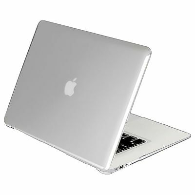"CLEAR Crystal Hard Case Cover for Macbook Air 13"" A1369"