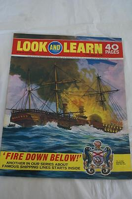 LOOK & LEARN No 447. 9 August 1979.