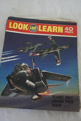 LOOK & LEARN No 424. 28th Feb 1970. William Cody/Shape changing Planes