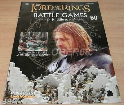 LORD OF THE RINGS =Battle Games in Middle-earth= Magazine Issue 60