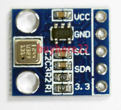 BMP180 Barometric Pressure and Temperature Sensor 3.3v and 5v - NEW UK STOCK