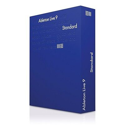 Ableton Live 9 Standard Edition Education Music Production Software