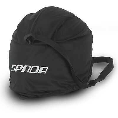 Spada Helmet Carry Bag Motorcycle Motorbike Scooter Soft Lined Carrying Storage
