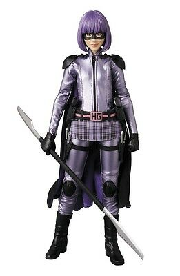 *NEW* Kick Ass 2 Hit Girl RAH Action Figure