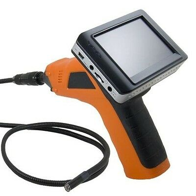 Recordable Borescope/ Inspection Camera With 9Mm Head