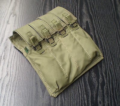 Australian Vietnam F1 Sterling SMG Mag Pouch  Date 1968  ADF 8465-66-021-1997