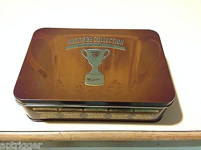 2011 Select Hawthorn Heritage Collectors Premiership Cards Tin