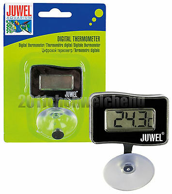 Genuine Juwel Digital Thermometer 2.0 For Aquarium Fish Fresh & Salt Water Tank