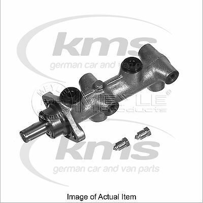 MASTER CYLINDER For BRAKES AUDI 80 (81, 85, B2) 2.2 115BHP Top German Quality
